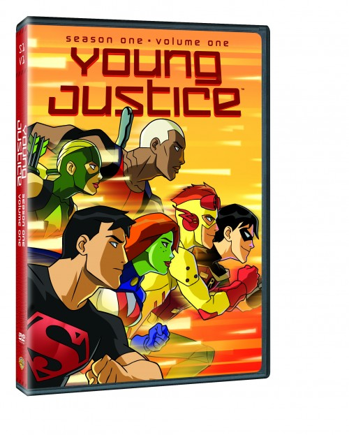 Young Justice S1V1
