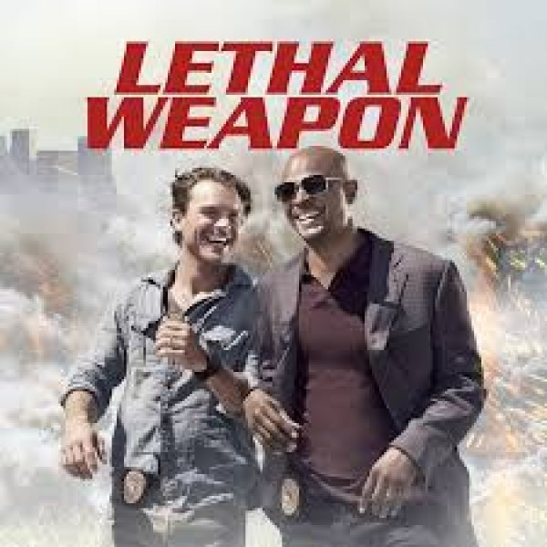 Lethal Weapon season 1 actors Clayne Crawford and Damon Wayans
