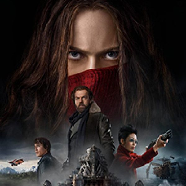 Mortal Engines Poster with Cast