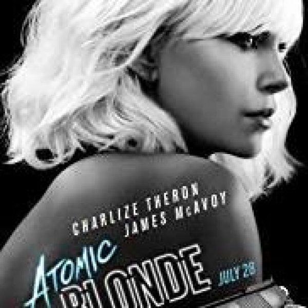 Atomic Blonde star Charlize Theron