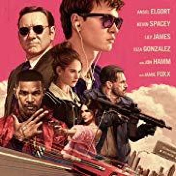 Baby Driver cast photo