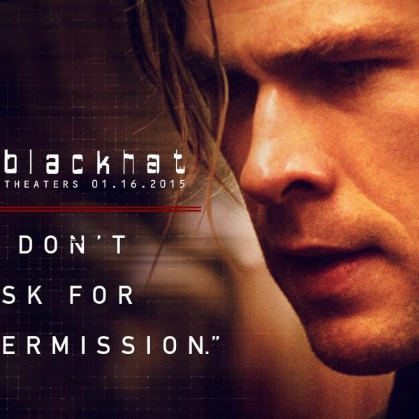 Blackhat featured profile of lead actor Chris Hemsworth