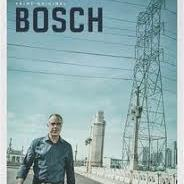 Bosch TV show actor Titus Welliver near power lines
