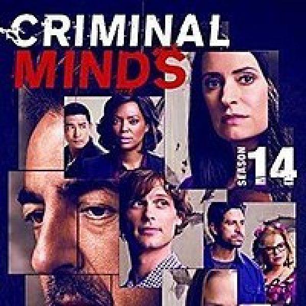 Criminal Minds season 14 cast headshots