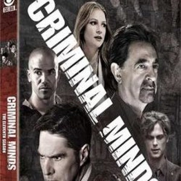 Criminal Minds season 11 DVD cover with cast