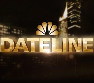 Dateline Banner with NBC logo