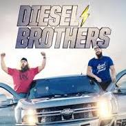 Diesel Brothers season 5 cast with truck