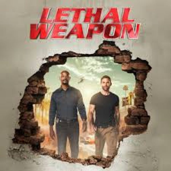 Lethal Weapon TV season 3 actors Sean William Scott and Damon Wayans