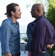 Lethal Weapon TV series actors Clayne Crawford and Damon Wayans