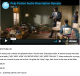 Vimeo video and script for Pulp Fiction audio description sample