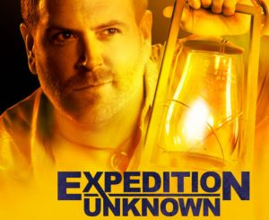 Expedition Unkown- Man with Lantern