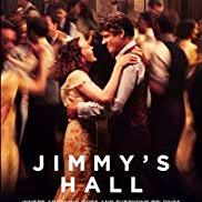 Jimmy's Hall and its stars Francis Magee and Barry Ward dancing in a room of other dancers