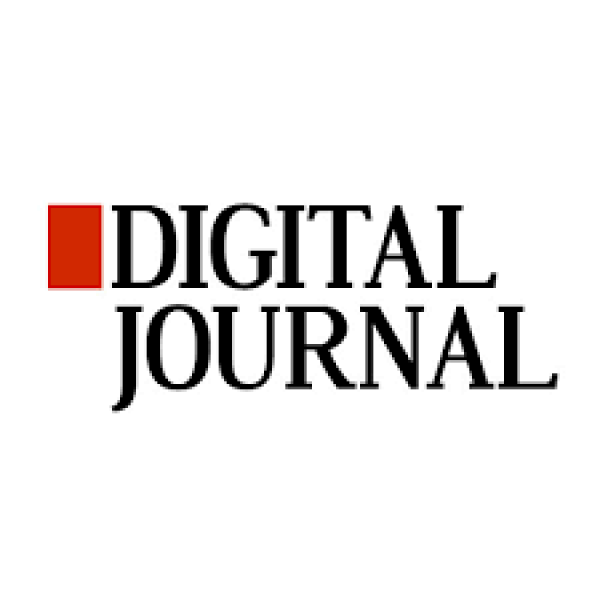 a red rectangle precedes the words Digital Journal