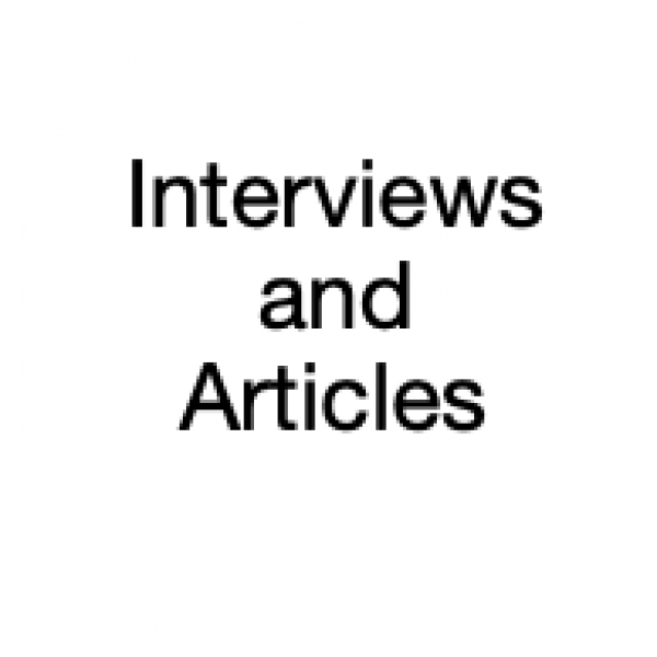 interviews and articles