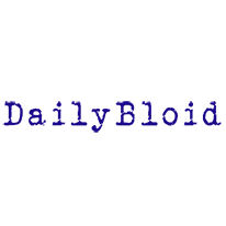 "Typed words ""DailyBloid"""