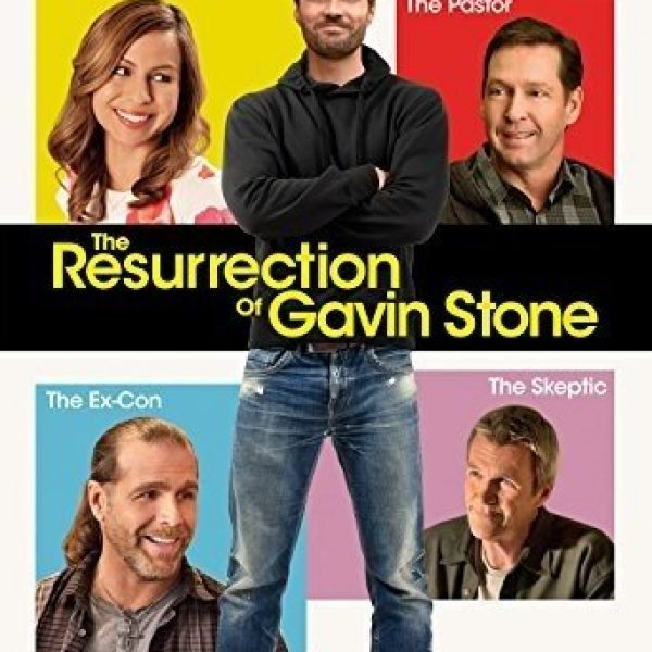 "The Good Girl. The Pastor. THe Ex-Con. The Skeptic. The Resurrection of Gavin STone. ""IF church can change him it will be a miracle"""